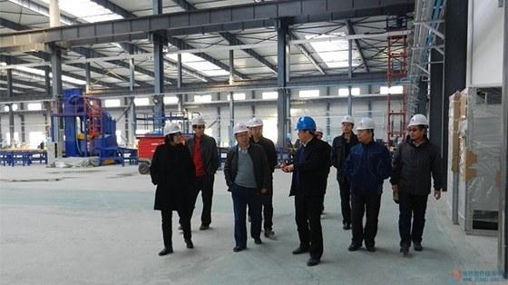 吉林恒涛锅炉节能环保有限公司与亿博app下载业企业融合对接活动在吉林市举办