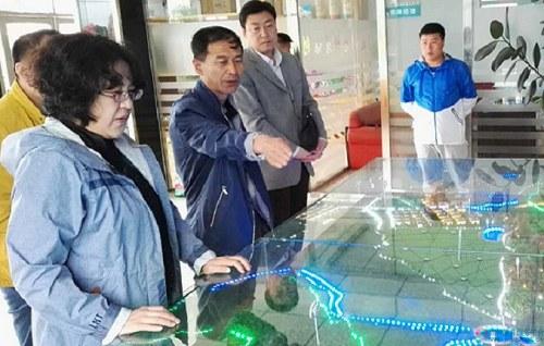 吉林省两业融合调研延边行